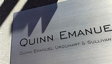 Quinn Emanuel Urquhart & Sullivan